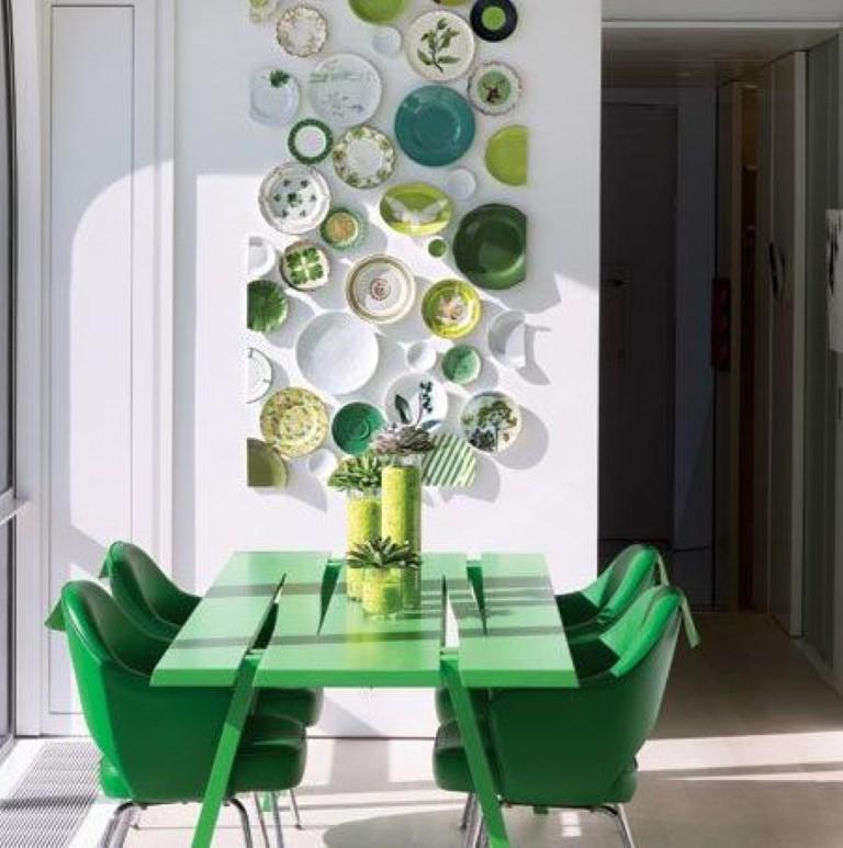 10 consigli per decorare una parete in modo alternativo for Arredare parete