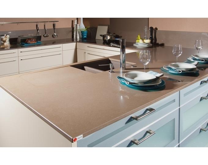 Piani cucina quale materiale scegliere rinnoviamo casa consulenza architettonica e - Piani cucina in okite ...