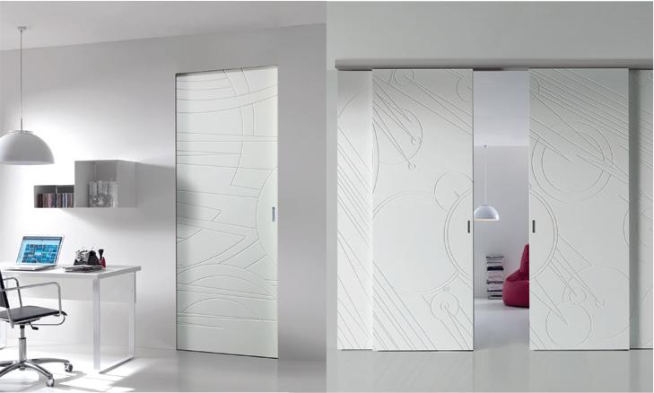 Breve guida alla scelta delle porte rinnoviamo casa - Porte da interno bianche ...