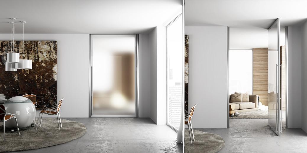 Breve guida alla scelta delle porte rinnoviamo casa consulenza architettonica e - Porte scorrevoli tutta altezza ...