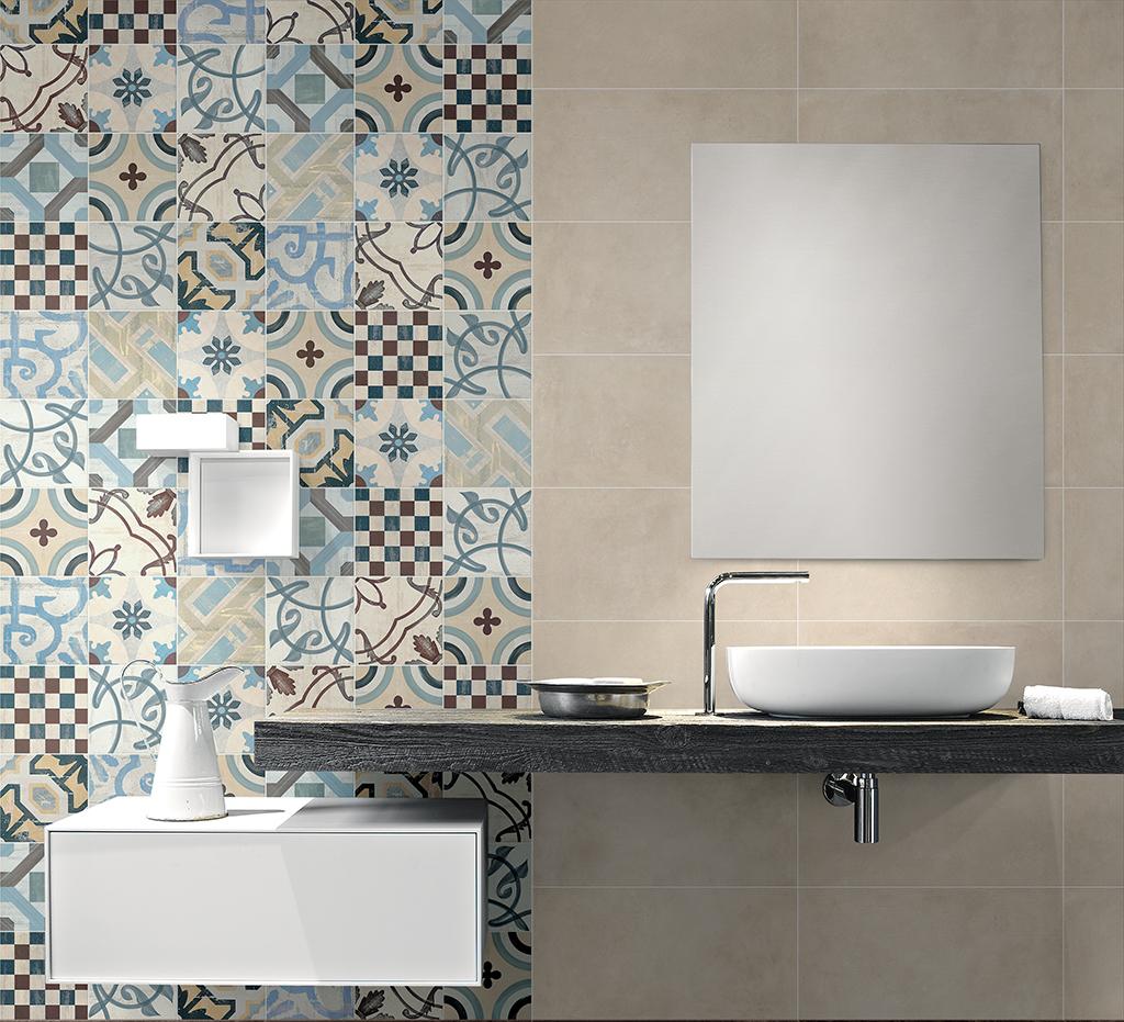 Rivestimenti bagno quali sono le mode del momento - Parquet per bagno e cucina ...