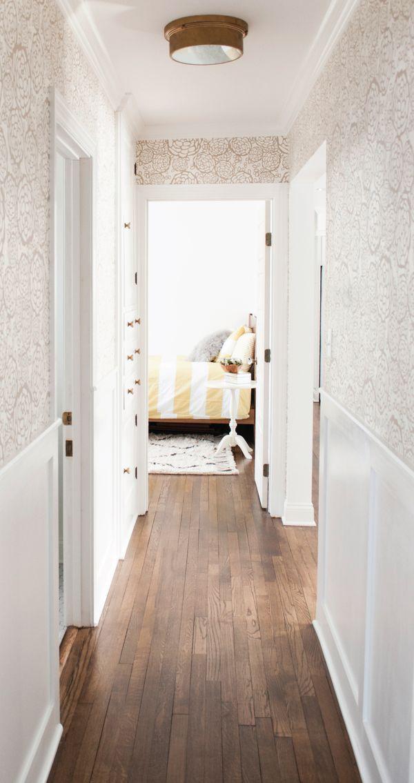 Corridoio da spazio inutile a punto focale della casa - Mobili per corridoio stretto ...