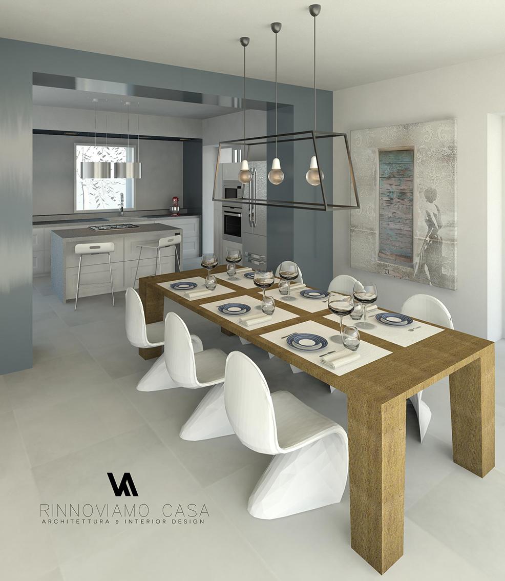 Progetti rinnoviamo casa consulenza architettonica e for Moderni piani a due piani