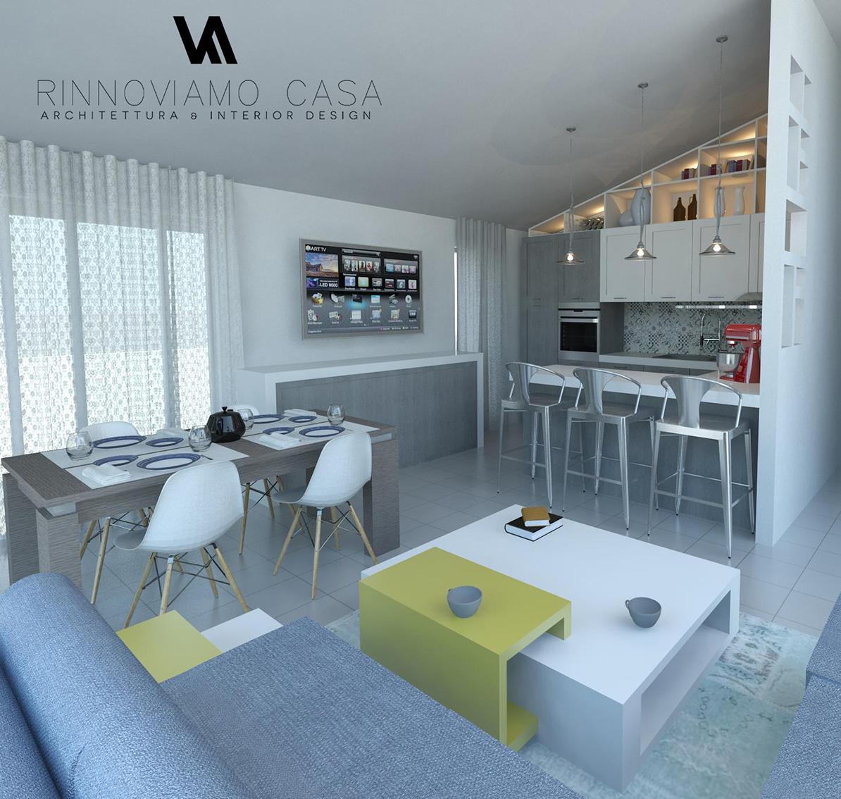 Progetti rinnoviamo casa consulenza architettonica e - Progettazione cucina on line ...