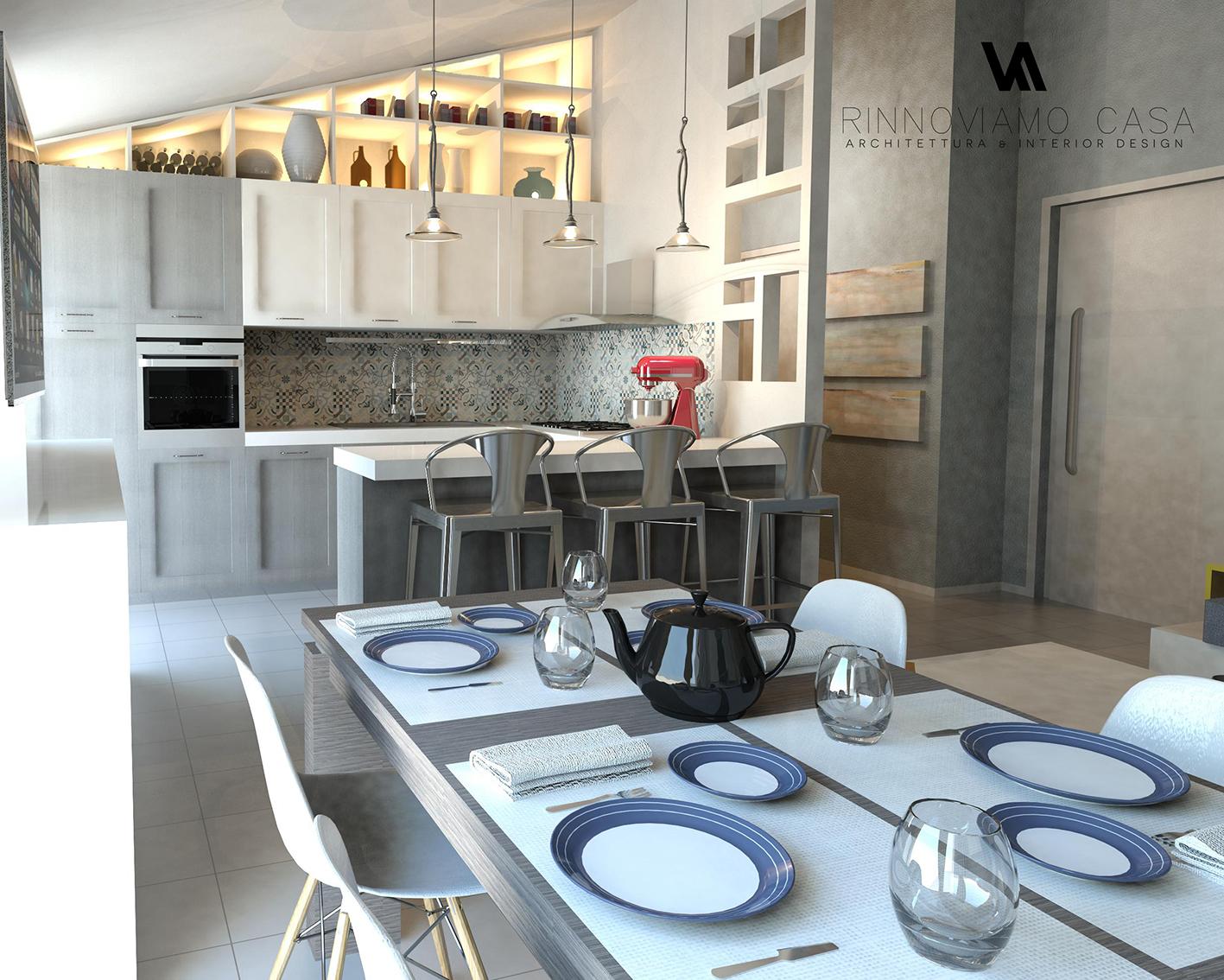 Progetti rinnoviamo casa consulenza architettonica e for Progettazione interni on line
