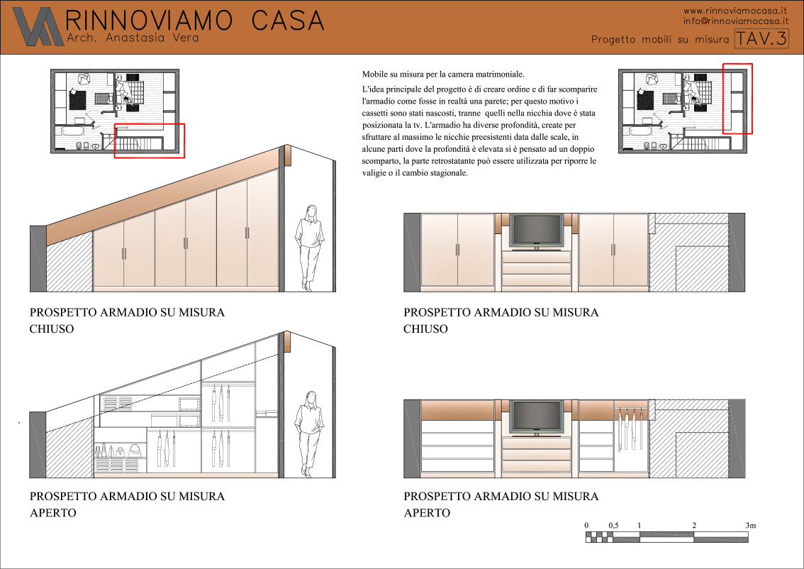 Progetto su misura rinnoviamo casa consulenza for Creatore di progetti online gratuito